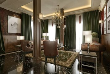 Online design Traditional Living Room by Aida A. thumbnail