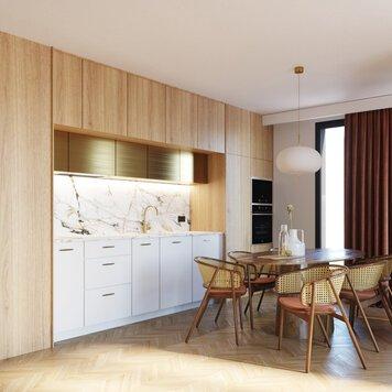 Online design Modern Kitchen by Kristina B. thumbnail