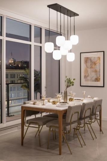 Online design Modern Dining Room by Nazeli I. thumbnail
