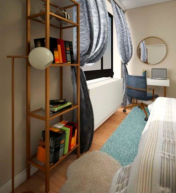 Online design Contemporary Bedroom by Marina S. thumbnail