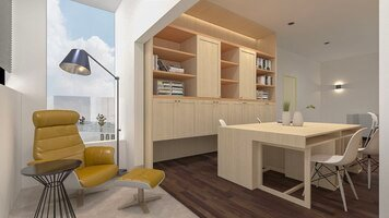 Online design Modern Home/Small Office by Aida A. thumbnail