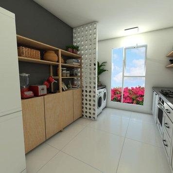Online design Modern Kitchen by Jessica S. thumbnail