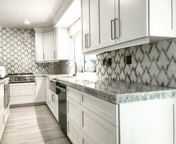 Online design Modern Kitchen by Ashley H. thumbnail