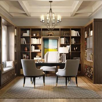 Online design Traditional Home/Small Office by Laura L. thumbnail