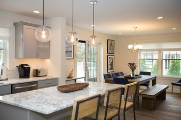 Online design Contemporary Kitchen by Laura A. thumbnail
