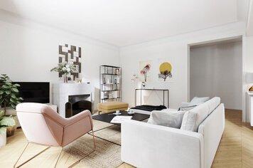 Online design Modern Living Room by Romain D. thumbnail