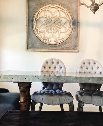 Online design Transitional Dining Room by Berkeley H. thumbnail