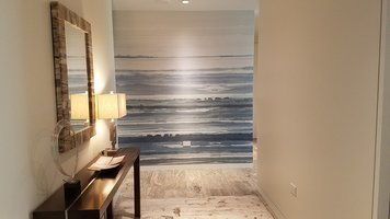 Online design Contemporary Hallway/Entry by Elvin A. thumbnail