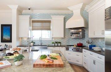 Online design Contemporary Kitchen by Lori D. thumbnail