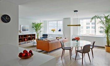 Online design Modern Living Room by Shamus M. thumbnail
