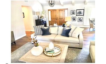 Online design Beach Living Room by Linde P. thumbnail