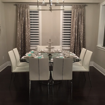 Online design Modern Dining Room by Nathalie A. thumbnail