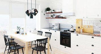 Online design Eclectic Kitchen by Margaryta S. thumbnail