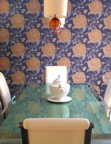 Online design Transitional Dining Room by Sue R. thumbnail