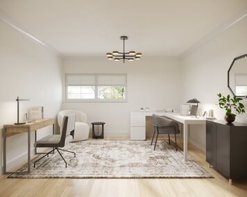 Online design Transitional Home/Small Office by Erin R. thumbnail