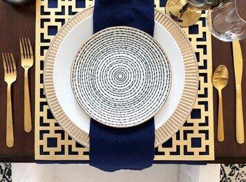 Online design Glamorous Dining Room by Deidre B. thumbnail