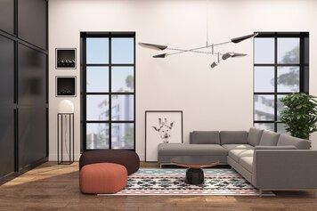 Online design Modern Living Room by Lidija P. thumbnail