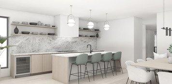 Online design Modern Kitchen by Nouchka S. thumbnail