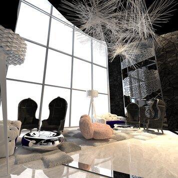 Online design Transitional Hallway/Entry by Vasant L. thumbnail