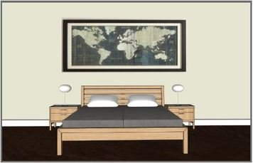 Online design Contemporary Bedroom by Tabor L. thumbnail
