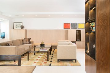 Online design Contemporary Living Room by susan w. thumbnail