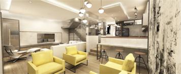 Online design Modern Living Room by mujtaba m. thumbnail