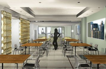 Online design Contemporary Dining Room by Foster C. thumbnail