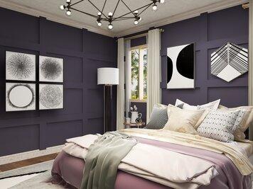 Online design Glamorous Bedroom by KaSonndra L. thumbnail