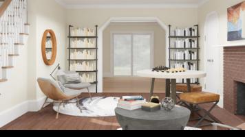 Online design Modern Hallway/Entry by Ebere O. thumbnail