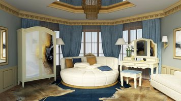 Online design Traditional Bedroom by Selma A. thumbnail
