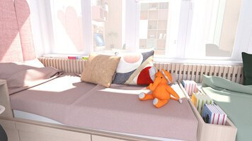Online design Contemporary Kids Room by Janja R. thumbnail