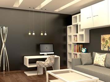 Online design Modern Home/Small Office by Lidija P. thumbnail