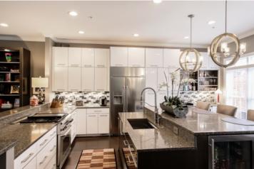 Online design Contemporary Kitchen by Jennifer H. thumbnail