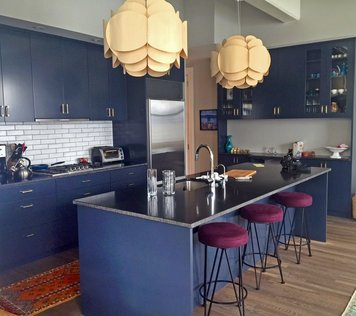 Online design Eclectic Kitchen by Foster C. thumbnail