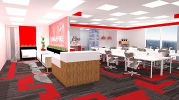 Online design Contemporary Business/Office by Samantha W. thumbnail