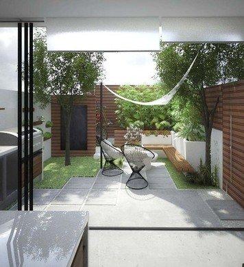 Online design Modern Patio by Marina S. thumbnail