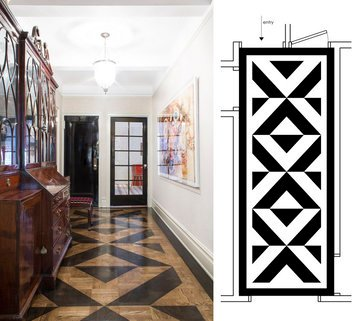 Online design Modern Hallway/Entry by Foster C. thumbnail