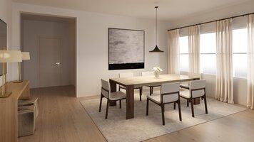 Online design Modern Dining Room by Lauren A. thumbnail