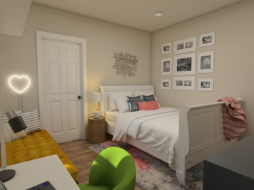 Online design Transitional Bedroom by Marcy G. thumbnail