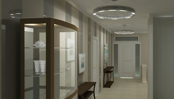 Online design Glamorous Hallway/Entry by Merry M. thumbnail