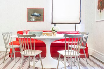 Online design Eclectic Dining Room by Foster C. thumbnail