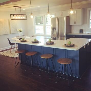 Online design Contemporary Kitchen by Alissa A. thumbnail