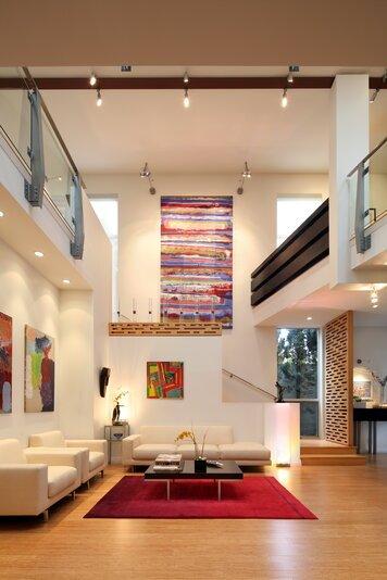 Online design Modern Living Room by Lisa W. thumbnail