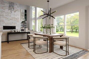 Online design Modern Dining Room by Berkeley H. thumbnail