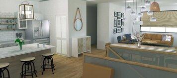 Online design Modern Living Room by Merry M. thumbnail