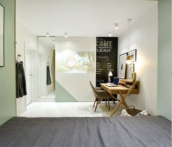 Online design Contemporary Bedroom by lila n. thumbnail