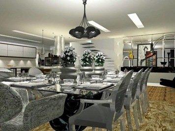 Online design Glamorous Dining Room by Yasmin C. thumbnail