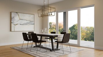 Online design Transitional Dining Room by Wanda P. thumbnail