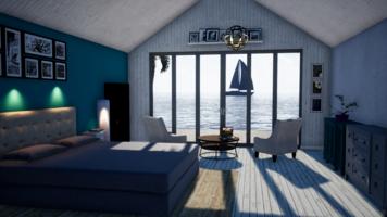 Online design Beach Bedroom by Robert J. thumbnail