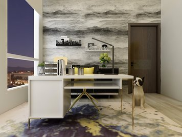 Online design Modern Home/Small Office by MayKan C. thumbnail